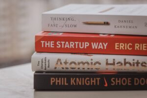 business startup books